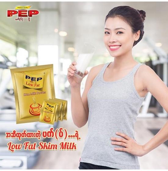 အဆီတွေထုတ်ထားတဲ့  PEP Low Fat