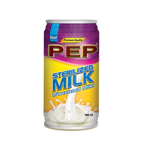 PEP Sterilized Milk Can (Milk)